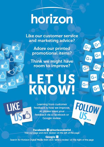 horizon-customer-feedback-form