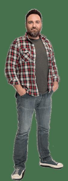 Gavin Richards - Lead Designer
