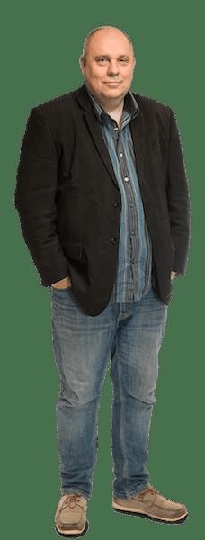 Rob Kiss - Lead UX Designer