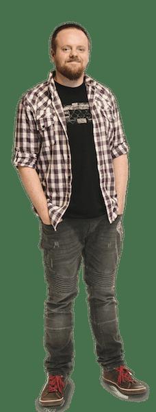 Ross Farmer - Head of Marketing