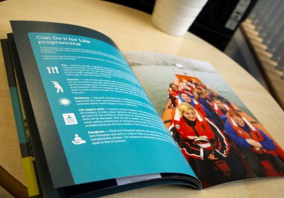 Saddle Stitch Brochures